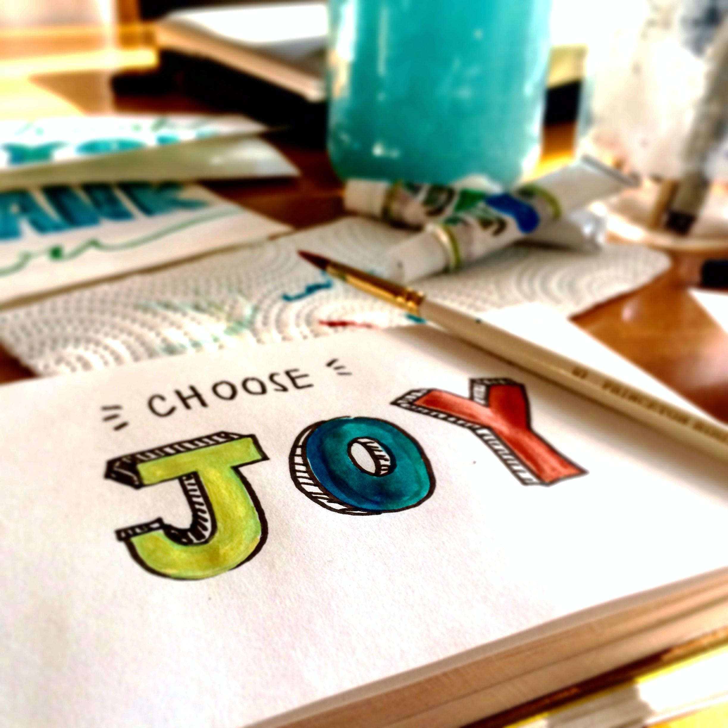 válaszd az örömöt
